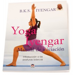 Yoga Iyengar.Manual de iniciación.