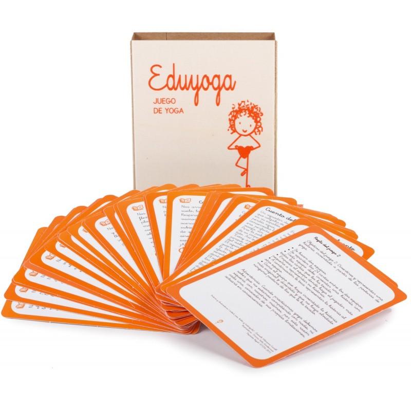 Eduyoga, juego de yoga para niños