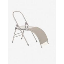Adaptador de silla para viparita dandasana