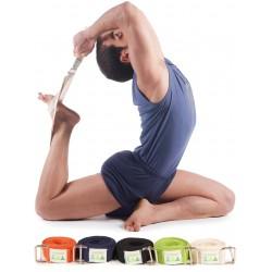 Cinturón de algodón básico  para yoga